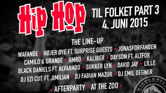 Det fulde Distortion line-up er klar!