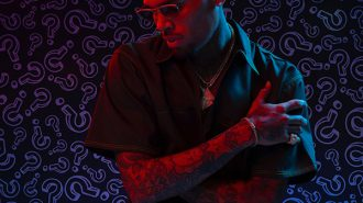 Nyt fra Chris Brown: QUESTIONS