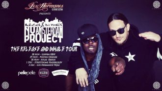 Nu Amsterdam Project – The Release and Inhale Tour