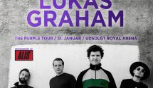 "Video: Lukas Graham ""Not a damn thing changed"""