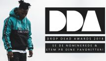 Drop Dead Awards 2018